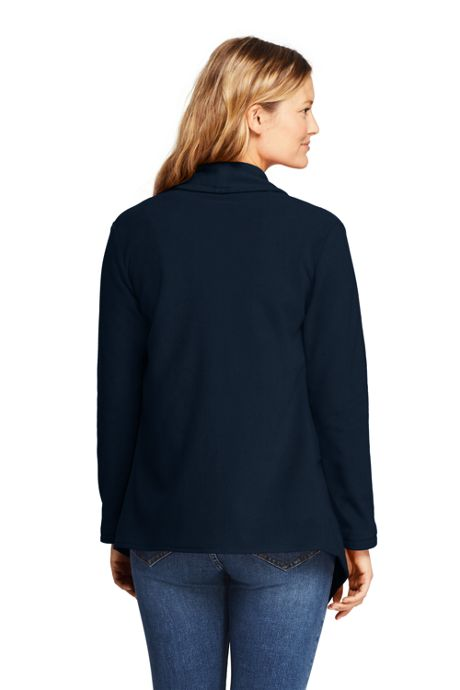 Women's Waterfall Fleece Cardigan