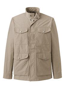 Men's Four Pocket Biker Jacket