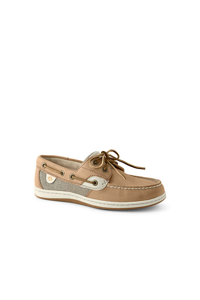School Uniform Women's Sperry Koifish Boat Shoes, Front