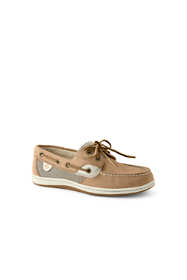 School Uniform Women's Wide Sperry Koifish Boat Shoes