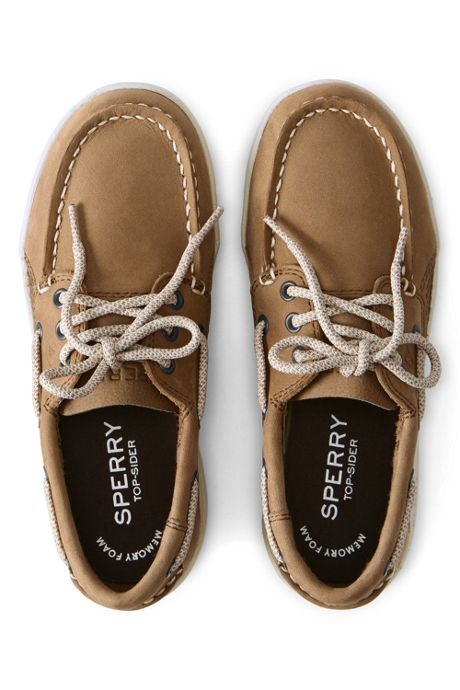 School Uniform Boys Sperry Gamefish Boat Shoes