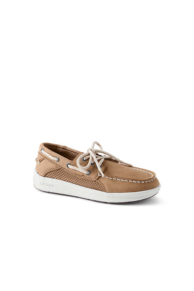 Boys Sperry Gamefish Boat Shoes, Front