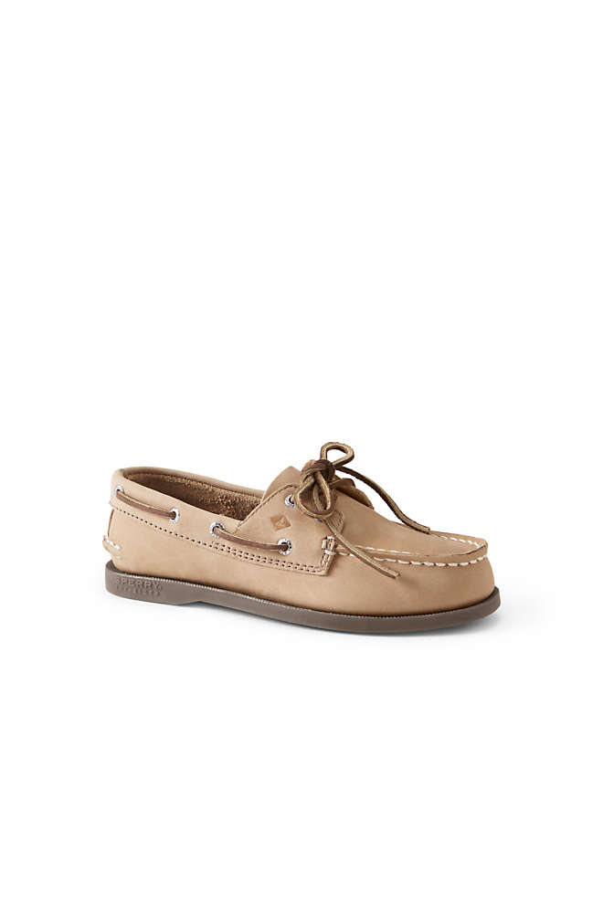 Kids Sperry Authentic Original Boat Shoes, Front