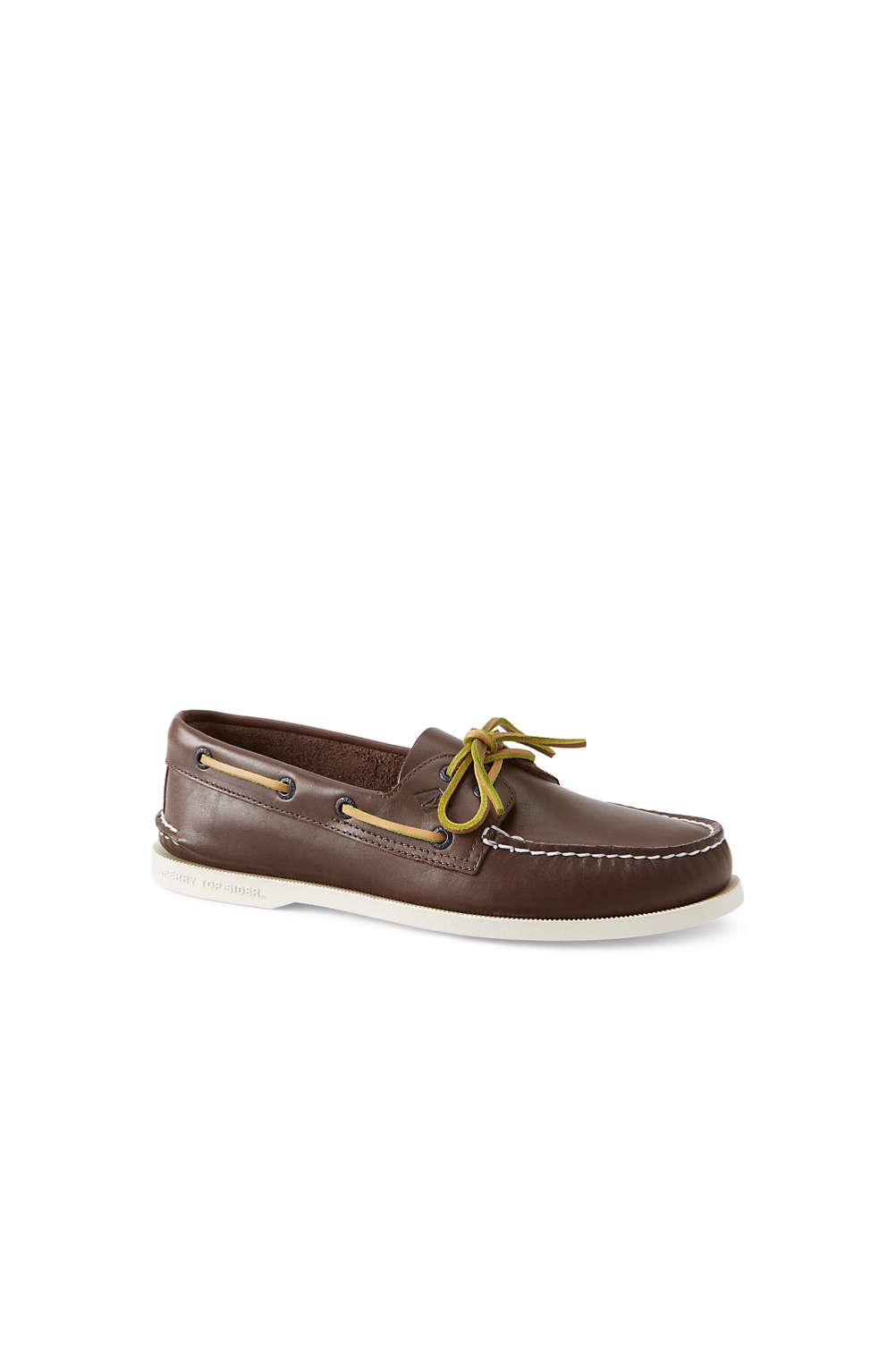 d922d974c6f School Uniform Men s Sperry Authentic Original 2 Eye Boat Shoes from ...