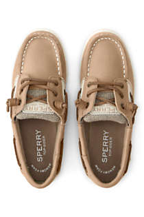 School Uniform Girls Sperry Songfish Boat Shoes, alternative image