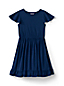 Toddler Girls' Broderie Anglaise Trim Twirl Dress