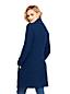 Le Cardigan Long Texturé en Coton Majoritaire, Femme Stature Standard