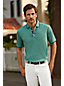 Men's Tipped Supima Polo Shirt, Traditional Fit