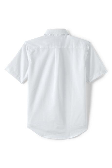 Third Party Product - Boys Short Sleeve Oxford Shirt