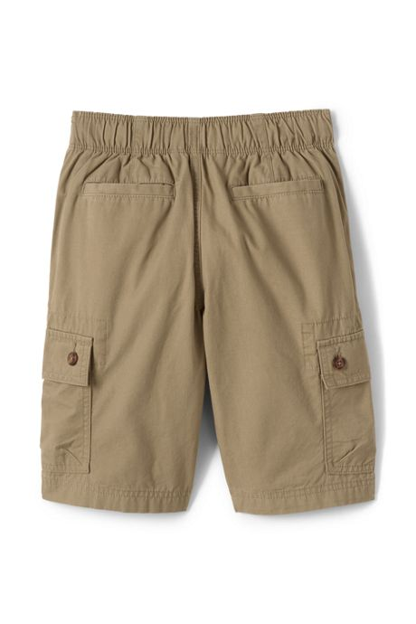 Boys Pull On Cargo Shorts