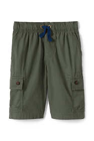 Toddler Boys Pull On Cargo Shorts