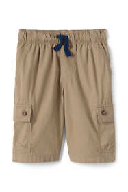 Little Boys Pull On Cargo Shorts