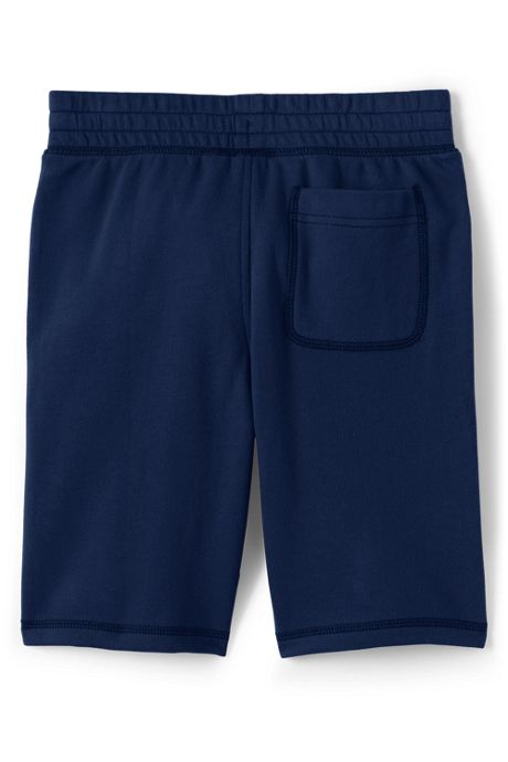 Boys Solid French Terry Shorts