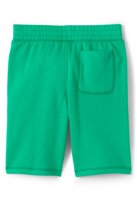 Little Boys Pull On French Terry Shorts