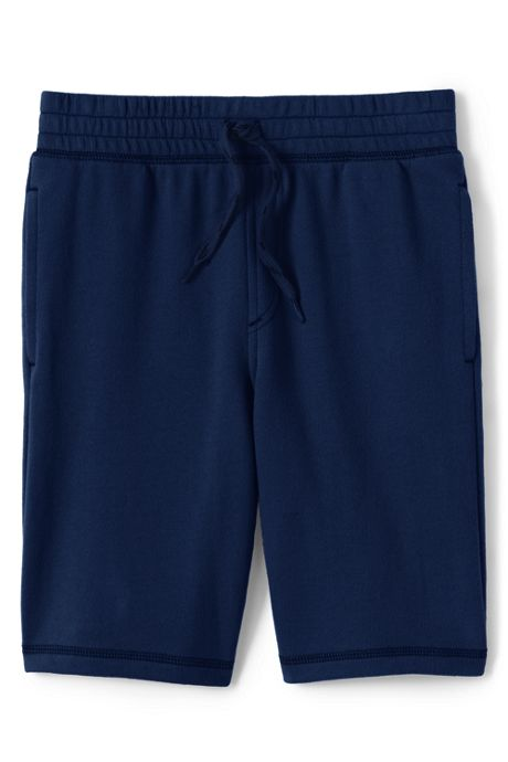 Boys Husky Solid French Terry Shorts