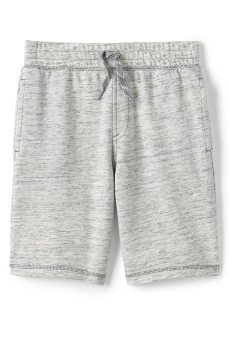 Little Boys Solid French Terry Shorts