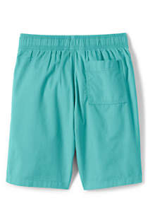 Boys Husky Pull On Shorts, Back