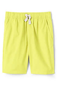 Boys Slim Pull On Shorts