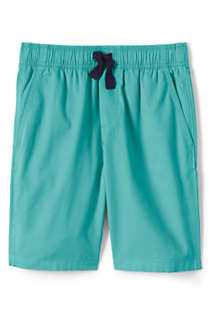 Boys Husky Pull On Shorts, Front