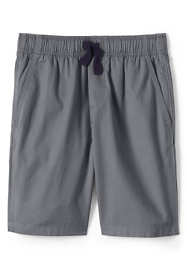 School Uniform Boys Slim Pull On Shorts