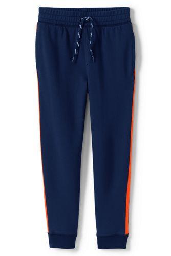Pantalon de Jogging Iron Knees avec Bande Latérale, Garçon