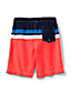 Little Boys' Colourblock Swim Shorts