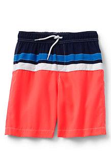 Boys' Colourblock Swim Shorts