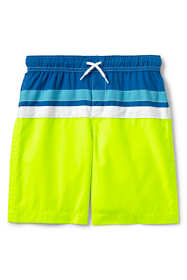 Boys Colorblock Swim Trunk