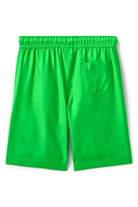 67a041df97 Boys Husky Solid Swim Trunks, Swimsuit Bottoms, Swimsuits, Clothing ...