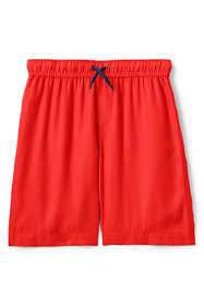 Boys Solid Swim Trunk