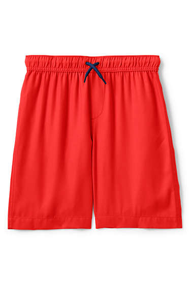 a6b6f104ec Boys Solid Swim Trunk from Lands' End