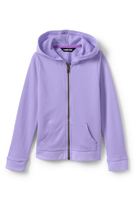 Toddler Girls Zip Hoodie