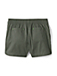 Girls' Elastic Waist Cotton Shorts