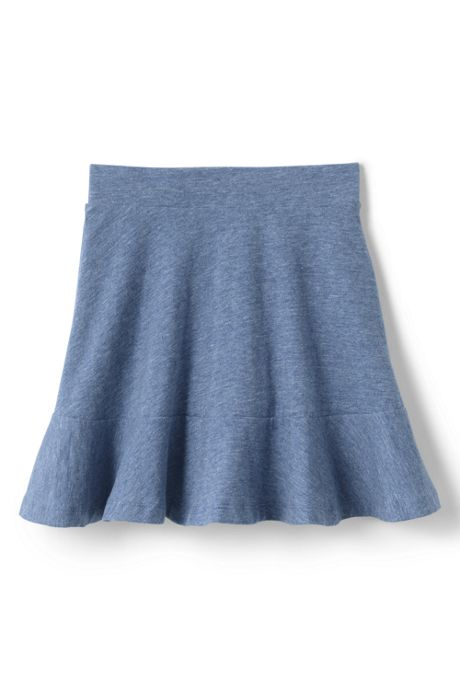 Girls Twirl Knit Skort