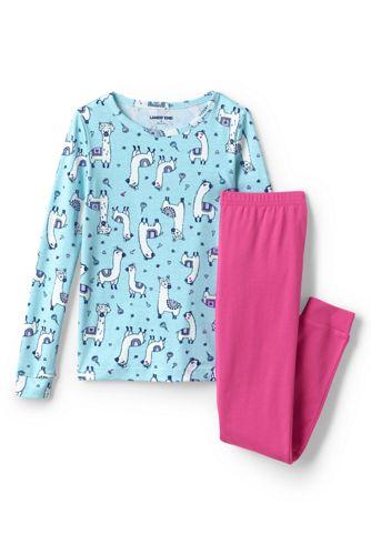 Ensemble Pyjama à Motifs, Fille