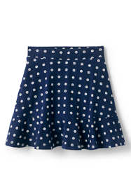 Little Girls Twirl Knit Skort