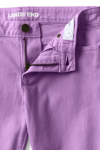 Girls Skinny Ankle Length Jeans