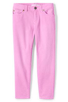 Verwaschene Skinny Jeans für Mädchen