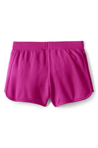Lands' End - Little Girls' French Terry Shorts - 2