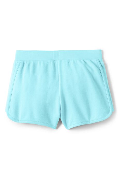 Toddler Girls French Terry Pull On Shorts