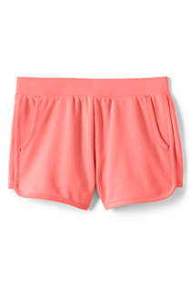 Girls French Terry Pull On Shorts, Front