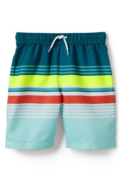 0d391c5197 Boys Husky Print Swim Trunks, Swimsuit Bottoms, Swimsuits, Clothing ...