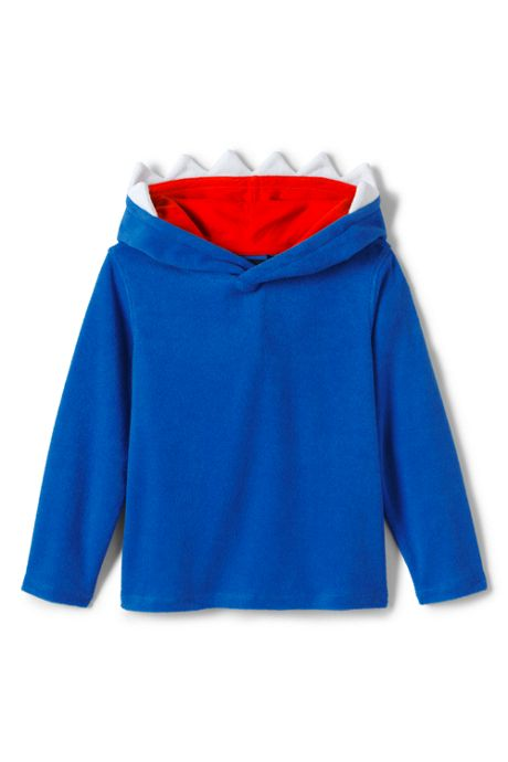 Toddler Shark Hooded Cover up