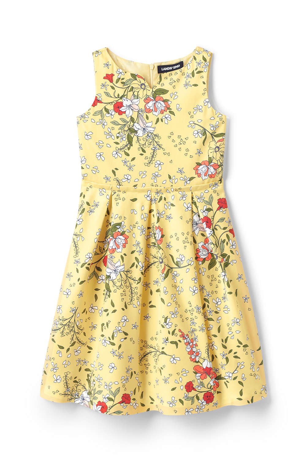 83388ae88 Girls Easter Dress from Lands' End