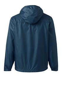 Men's Waterproof Windbreaker Jacket, Back
