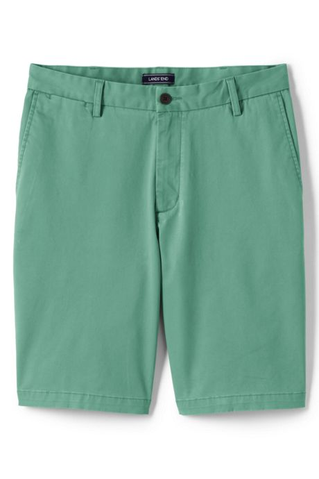 Men's 11 Inch Classic Fit Stretch Knockabout Chino Shorts