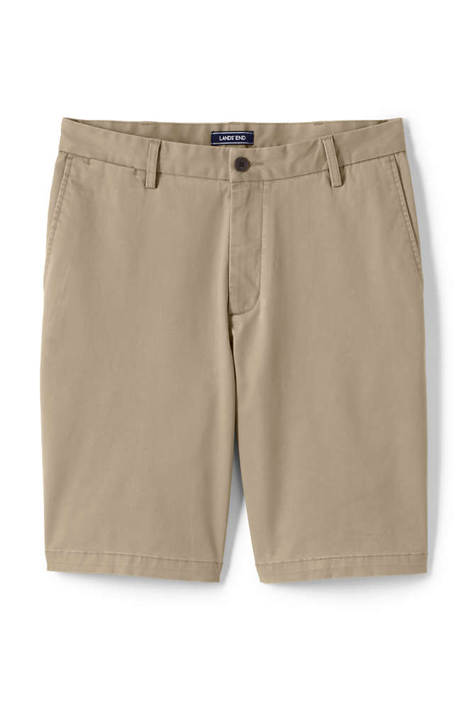 "Men's 11"" Classic Fit Stretch Knockabout Chino Shorts, Front"