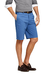 Lands' End Men's 11 Inch Classic Fit Stretch Knockabout Chino Shorts