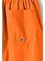 Badeshorts in Unifarben für Herren, 20 cm
