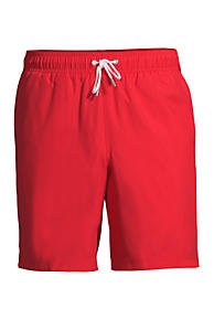6fe4b75454 Men's Swim Trunks | Board Shorts | For Big & Tall| Lands' End